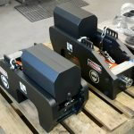 hydraulic track pin press for sale