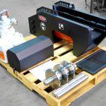 Heavy Equipment Hydraulic Pin Press