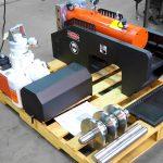 Heavy Duty Equipment Pin Press