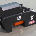 75 Ton Portable Track Pin Press